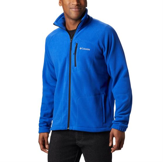 Image of   Columbia Fast Trek II Full Zip Fleece Mens, Azul / Black