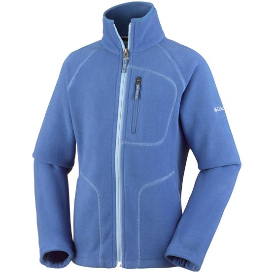 Image of   Columbia Fast Trek II Full Zip Fleece Kids, Eve