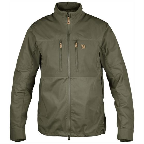 Image of   Fjällräven Abisko Shade Jacket Mens, Laurel Green