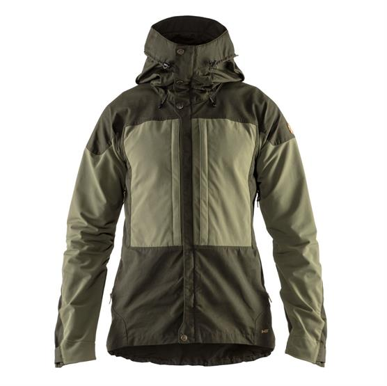 Image of   Fjällräven Keb Jacket Mens, Deep Forest / Laurel Green