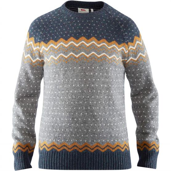 Image of   Fjällräven Övik Knit Sweater Mens, Acorn