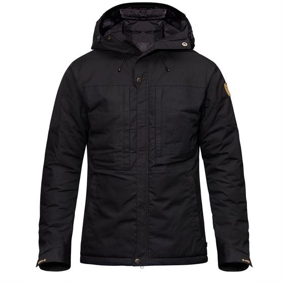 Image of   Fjällräven Skogsö Padded Jacket Mens, Black