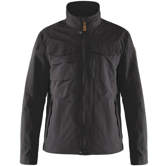 Image of   Fjällräven Travellers MT Jacket Mens, Dark Grey