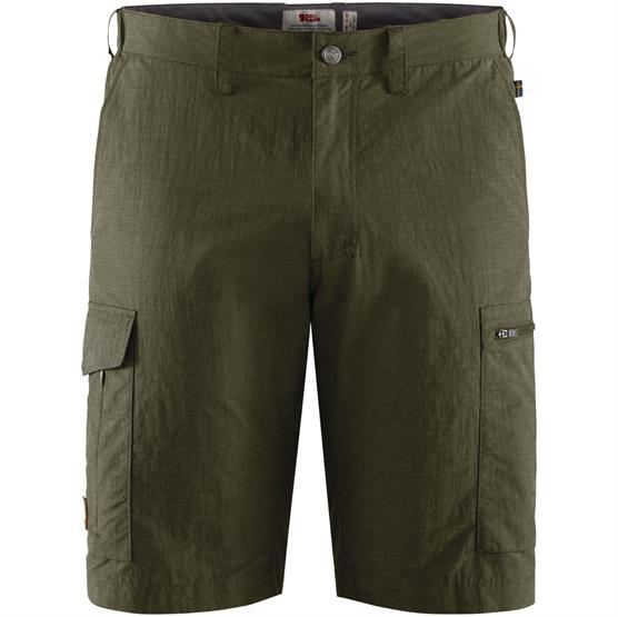 Image of   Fjällräven Travellers MT Shorts Mens, Laurel Green