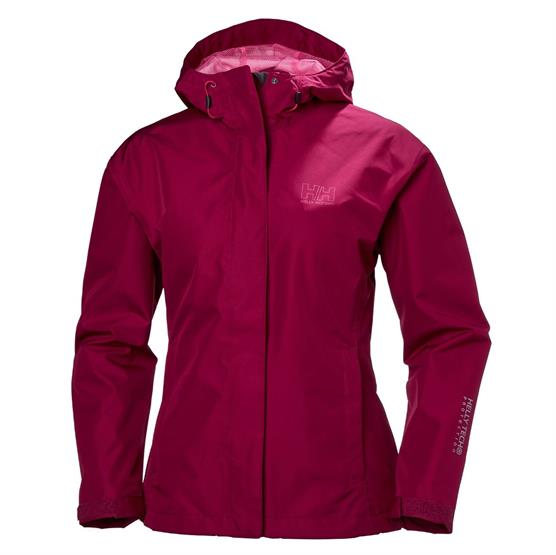 Image of   Helly Hansen Womens Seven J Jacket, Plum