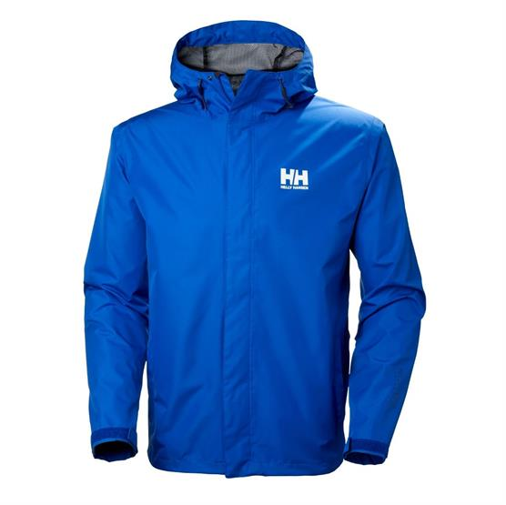 Image of   Helly Hansen Mens Seven J Jacket, Olympian Blue