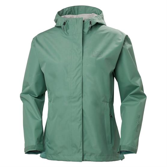 Image of   Helly Hansen Womens Seven J Jacket, Jade
