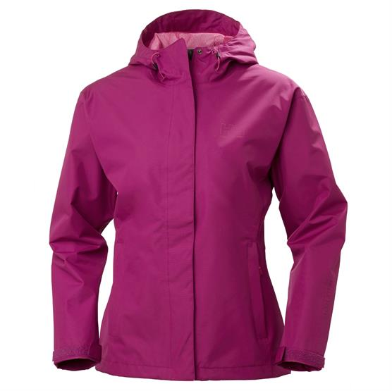 Image of   Helly Hansen Womens Seven J Jacket, Festival Fuchsia