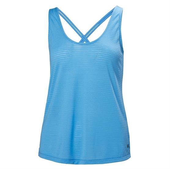 Image of   Helly Hansen Womens Siren Spring Singlet, Cornflower