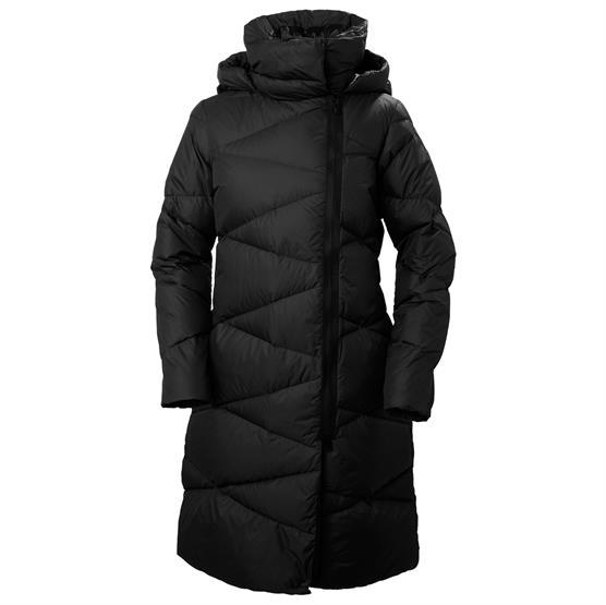 Helly Hansen Womens Tundra Down Coat, Black