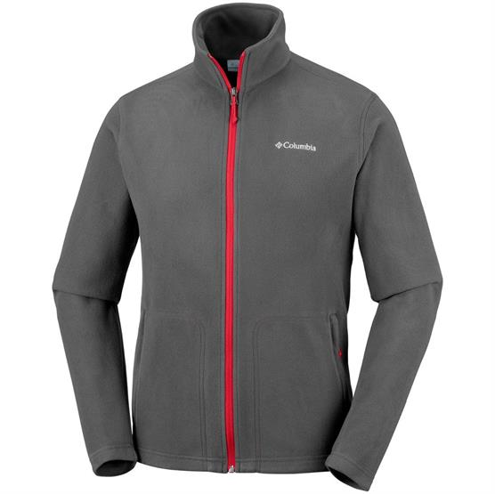 Image of   Columbia Fast Trek Light Full Zip Fleece Mens, Shark