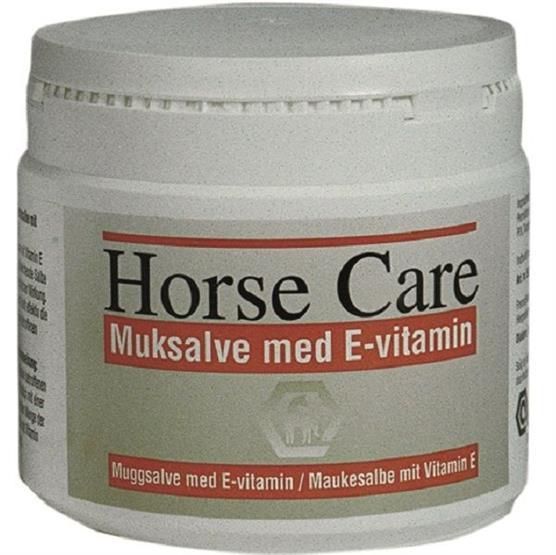 Horse Care Muksalve med E-vitamin