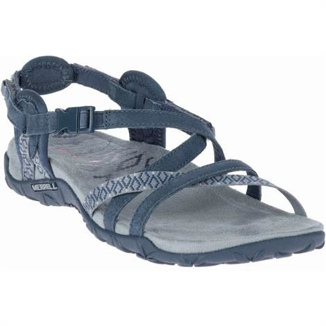 Image of   Merrell Terran Lattice II Dame, Slate