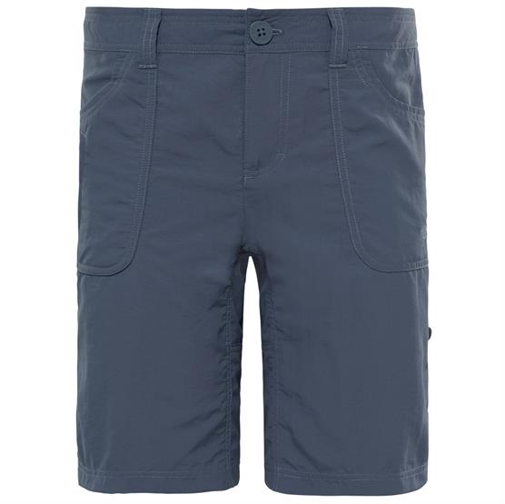 Image of   The North Face Womens Horizon Sunnyside Short, Vanadis Grey