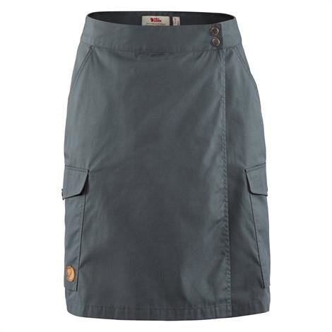 Image of   Fjällräven Övik Travel Skirt Womens, Dusk