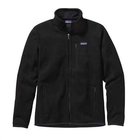 Image of   Patagonia Mens Better Sweater Jacket, Black