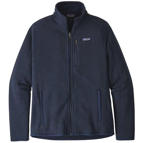 Image of   Patagonia Mens Better Sweater Jacket, Neo Navy