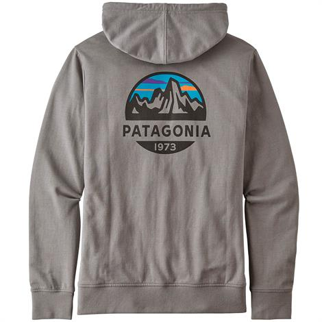 Image of   Patagonia Mens Fitz Roy Scope LW Full-Zip Hoody, Feather