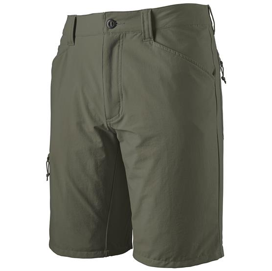 Image of   Patagonia Mens Quandary Shorts, Industrial Green