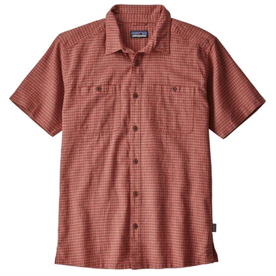 Image of   Patagonia Mens Back Step Shirt, New Adobe