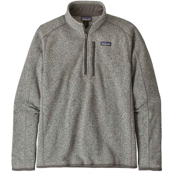 Image of   Patagonia Mens Better Sweater 1/4 Zip, Stonewash