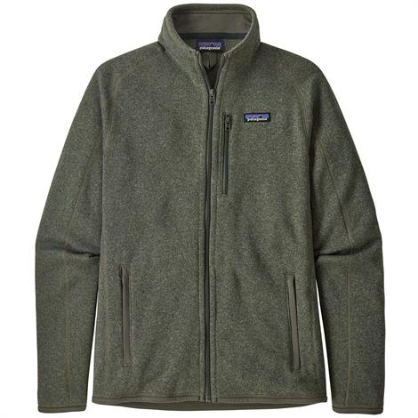 Image of   Patagonia Mens Better Sweater Jacket, Industrial Green