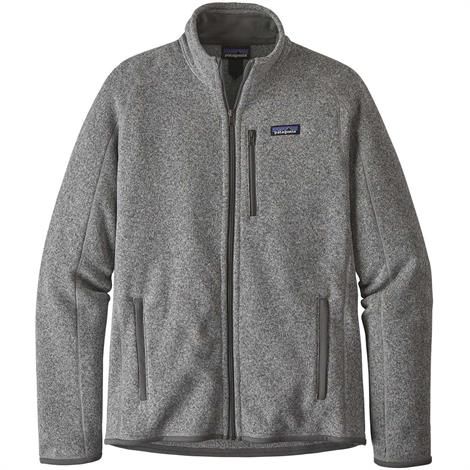 Image of   Patagonia Mens Better Sweater Jacket, Stonewash