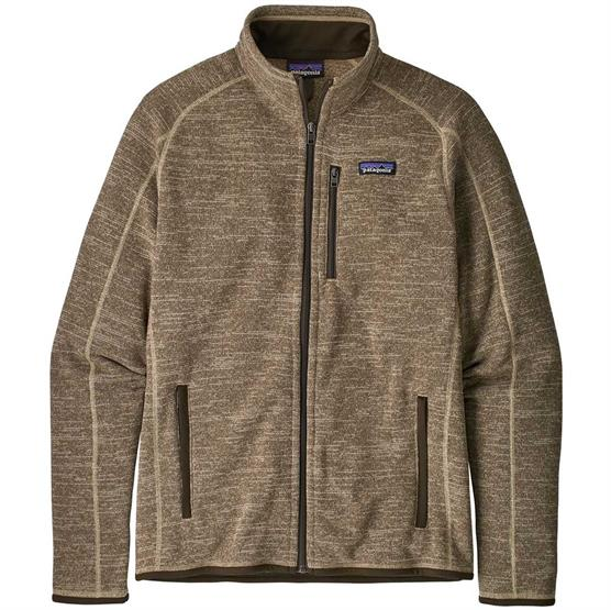 Image of   Patagonia Mens Better Sweater Jacket, Pale Khaki