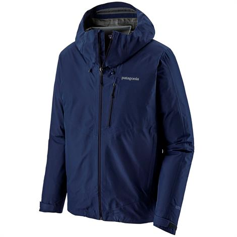 Image of   Patagonia Mens Calcite Jacket, Classic Navy
