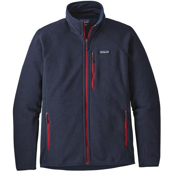Image of   Patagonia Mens Performance Better Sweater Jacket, Navy Blue