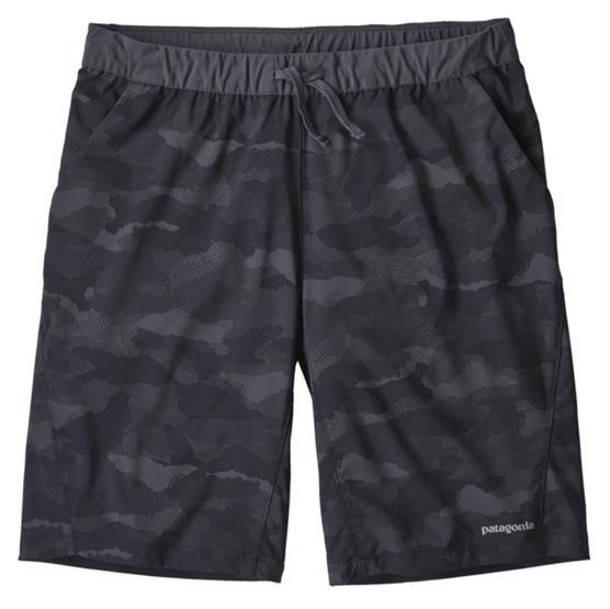 Image of   Patagonia Mens Terrebonne Shorts, Myrtle Bark Camo