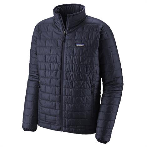 Image of   Patagonia Mens Nano Puff Jacket, Classic Navy