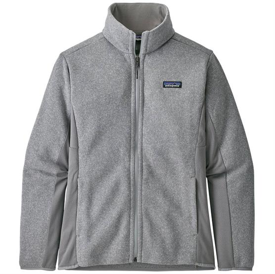 Image of   Patagonia Womens LW Better Sweater Jacket, Feather Grey