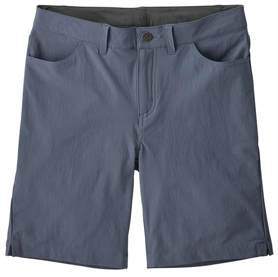Image of   Patagonia Womens Skyline Traveler Shorts, Dolomite Blue