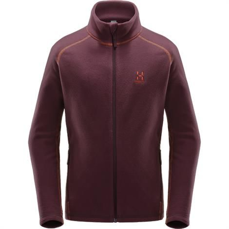 Image of   Haglöfs Astro Jacket Junior, Aubergine