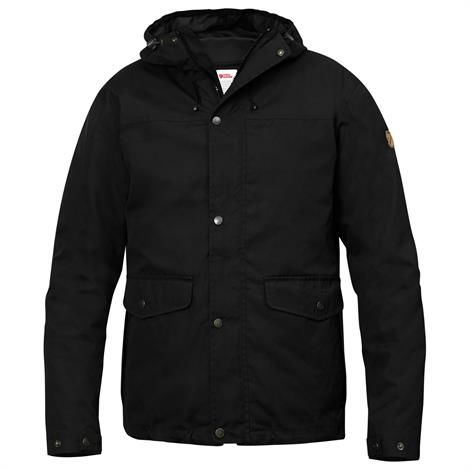 Image of   Fjällräven Övik 3 in 1 Jacket Mens, Black