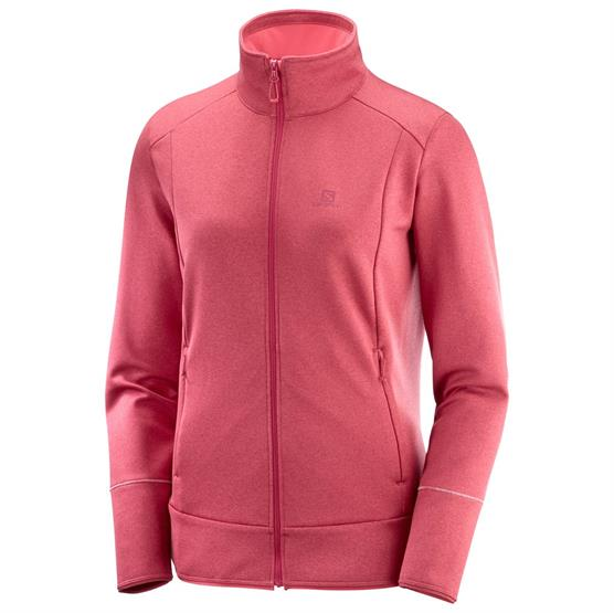 Salomon Discovery FZ Womens, Garnet Rose