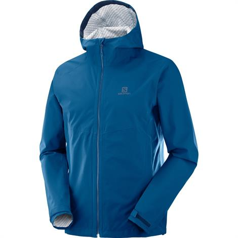 Image of   Salomon La Cote Flex 2.5L Jacket Mens, Poseidon