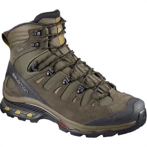 Image of   Salomon Quest 4D 3 GTX Mens, Wren / Bungee Cord