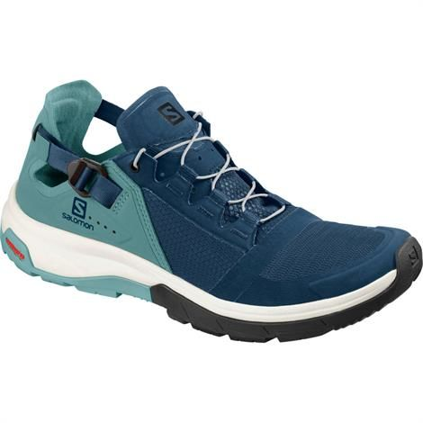 Salomon Techamphibian 4 Womens, Hydro / Nile Blue