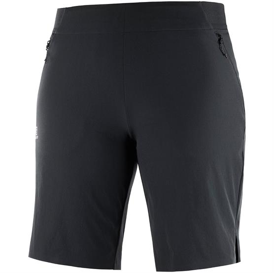Image of   Salomon Wayfarer Pull On Short Womens, Black