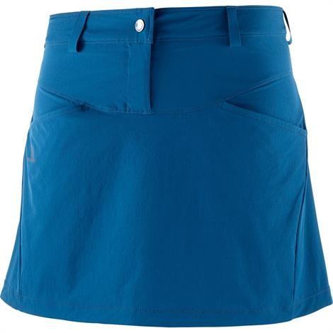 Salomon Wayfarer Skirt Womens, Poseidon