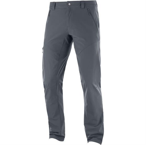 Salomon Wayfarer Tapered Pant Mens, Ebony