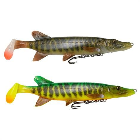 Image of   Savage Gear 4D Pike Shad