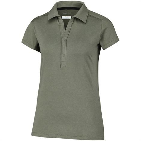 Image of   Columbia Shadow Time Polo Womens, Cypress