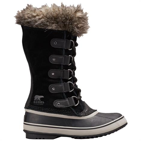 Image of   Sorel Joan of Arctic Womens, Black / Quarry