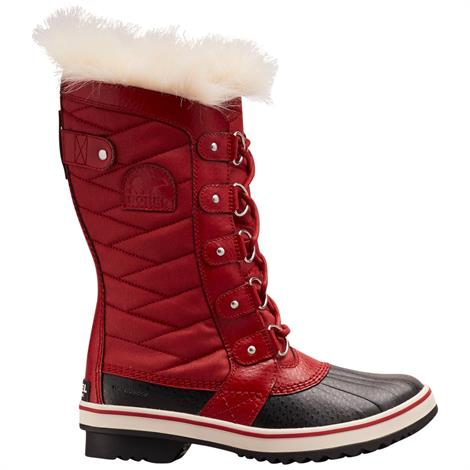 Image of   Sorel Tofino II Womens, Red Dahlia