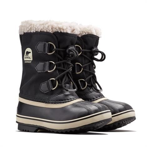Image of   Sorel Yoot Pac Nylon Børn, Black