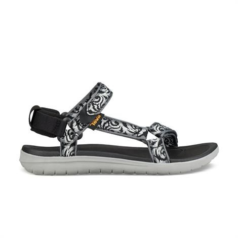 Image of   Teva Sanborn Universal Dame, Thena Black / Grey