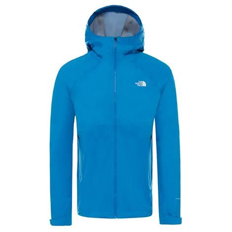 Image of   The North Face Mens Impendor Apex Light Jacket, Bomber Blue